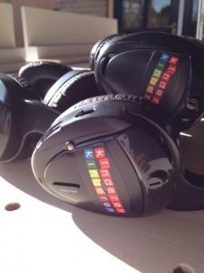 Bis in die frühen Morgenstunden kann mit dem Konzept der Kopfhörer Partys gefeiert werden